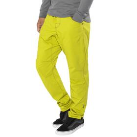 E9 Montone - Pantalones de Trekking Hombre - amarillo